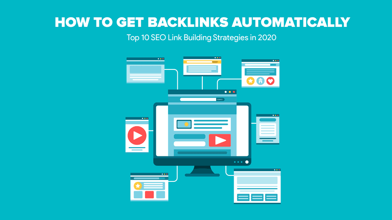 get backlinks automatically text illustration