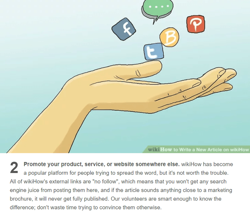 how to write a new article on wikiHow